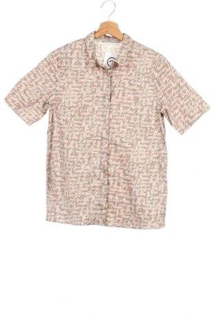 Дамска риза COS, Размер XS, Цвят Многоцветен, 75% памук, 21% полиамид, 4% еластан, Цена 16,17лв.