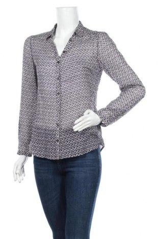 Дамска риза Caroll, Размер M, Цвят Многоцветен, 76% памук, 24% коприна, Цена 14,28лв.
