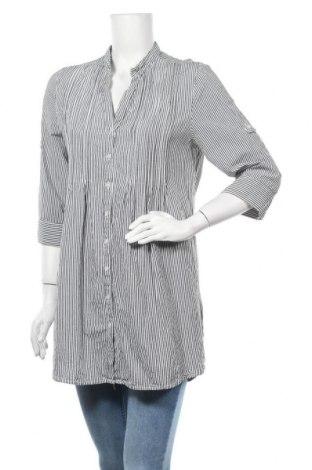 Γυναικείο πουκάμισο Cha Cha, Μέγεθος M, Χρώμα Γκρί, Βαμβάκι, Τιμή 11,04€