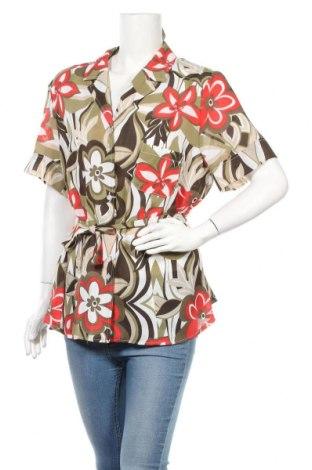 Дамска риза Fabiani, Размер XXL, Цвят Многоцветен, Полиестер, Цена 4,73лв.