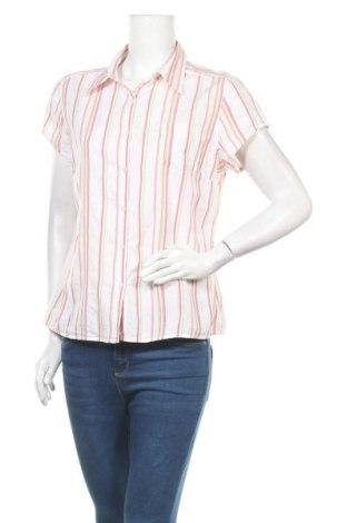 Дамска риза H&M L.O.G.G., Размер XL, Цвят Многоцветен, Памук, Цена 13,44лв.