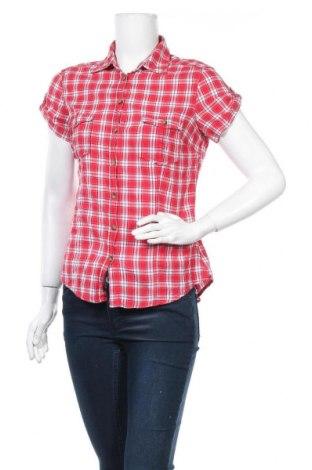 Дамска риза H&M L.O.G.G., Размер M, Цвят Многоцветен, Памук, Цена 15,17лв.