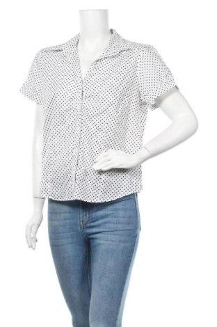 Дамска риза Joy, Размер XL, Цвят Бял, Памук, Цена 12,60лв.
