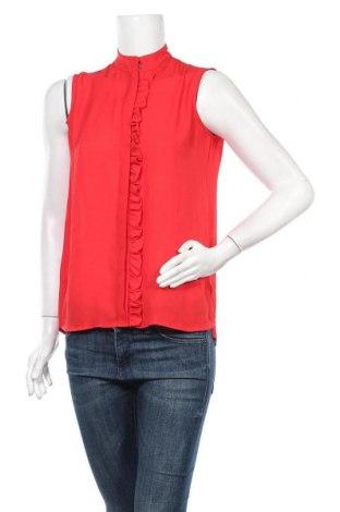 Дамска риза Mango, Размер XS, Цвят Червен, Цена 15,96лв.