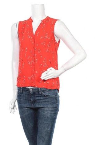 Дамска риза Minimum, Размер S, Цвят Червен, Вискоза, Цена 5,78лв.
