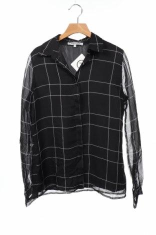 Дамска риза Morgan De Toi, Размер XS, Цвят Черен, Цена 15,17лв.
