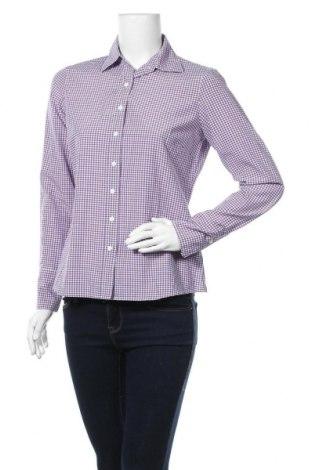 Дамска риза Oui, Размер M, Цвят Лилав, 55% памук, 45% полиестер, Цена 35,91лв.