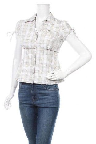Дамска риза Q/S by S.Oliver, Размер S, Цвят Многоцветен, Памук, Цена 12,97лв.