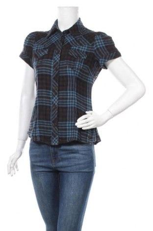 Дамска риза Q/S by S.Oliver, Размер S, Цвят Многоцветен, Цена 15,75лв.