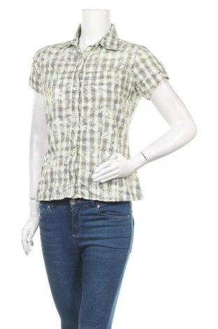 Дамска риза Salomon, Размер M, Цвят Зелен, 52% полиестер, 48% полиамид, Цена 25,94лв.