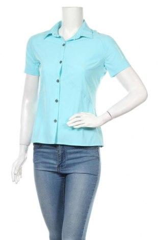 Дамска риза Salomon, Размер S, Цвят Син, Цена 28,50лв.