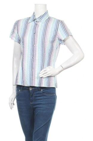 Дамска риза Seidensticker, Размер M, Цвят Многоцветен, Памук, Цена 4,46лв.