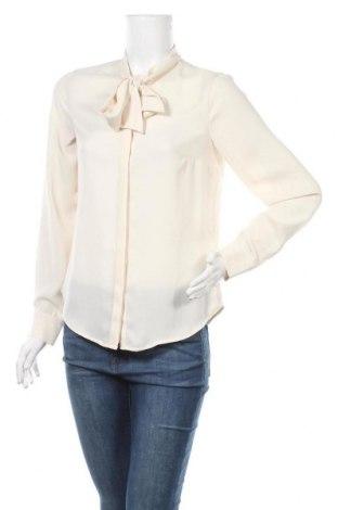 Дамска риза Silvian Heach, Размер S, Цвят Екрю, Полиестер, Цена 23,32лв.