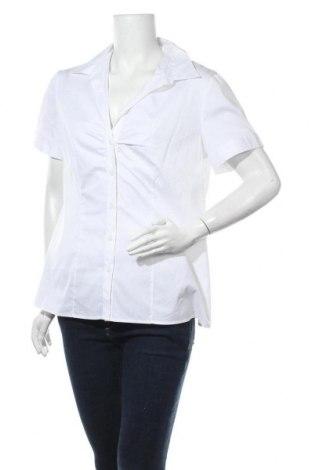 Дамска риза Sir Oliver, Размер XL, Цвят Бял, Цена 17,85лв.
