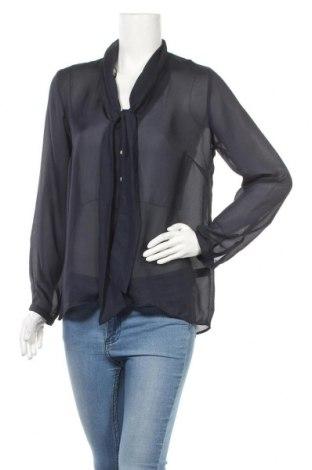 Γυναικείο πουκάμισο Tu, Μέγεθος L, Χρώμα Μπλέ, Πολυεστέρας, Τιμή 5,36€
