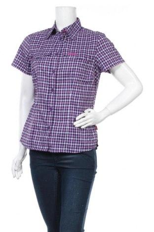 Дамска риза Vittorio Rossi, Размер M, Цвят Многоцветен, 97% полиестер, 3% еластан, Цена 18,95лв.