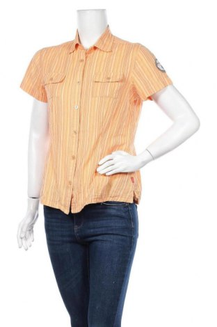 Дамска риза Vittorio Rossi, Размер L, Цвят Оранжев, Памук, Цена 13,65лв.