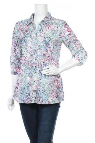 Дамска риза Walbusch, Размер M, Цвят Многоцветен, Памук, Цена 13,23лв.