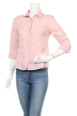 Γυναικείο πουκάμισο Weekend Max Mara, Μέγεθος S, Χρώμα Ρόζ , Τιμή 32,73€