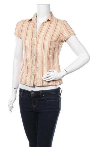 Γυναικείο πουκάμισο Yessica, Μέγεθος S, Χρώμα Πολύχρωμο, 99% βαμβάκι, 1% πολυεστέρας, Τιμή 2,27€