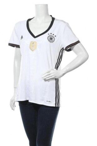 Дамска тениска Adidas, Размер XL, Цвят Бял, Полиестер, Цена 11,34лв.