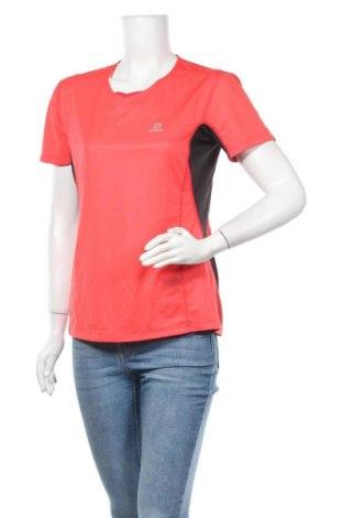 Дамска спортна блуза Salomon, Размер S, Цвят Розов, Полиестер, Цена 35,91лв.