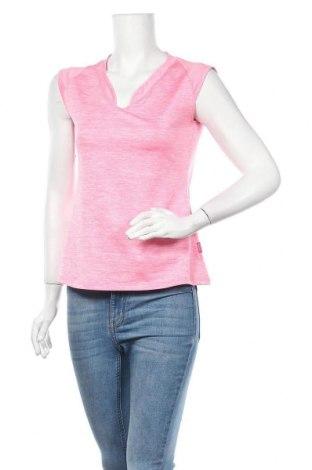 Дамска спортна блуза Venice Beach, Размер M, Цвят Розов, 86% полиестер, 14% еластан, Цена 18,95лв.