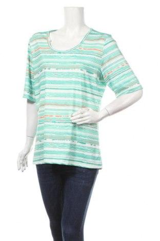 Дамска спортна блуза Vittorio Rossi, Размер XL, Цвят Многоцветен, 90% полиестер, 10% еластан, Цена 13,23лв.