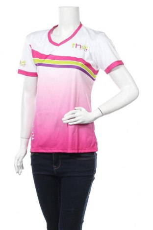 Дамска тениска, Размер L, Цвят Многоцветен, Полиестер, Цена 11,34лв.