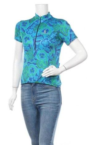 Дамска тениска, Размер S, Цвят Многоцветен, Полиестер, Цена 17,64лв.