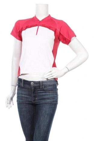 Дамска тениска, Размер M, Цвят Бял, 90% полиамид, 10% еластан, Цена 14,49лв.