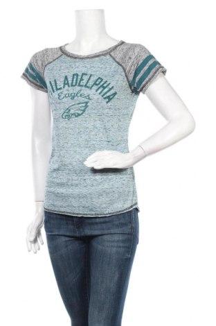 Дамска тениска, Размер S, Цвят Многоцветен, 88% полиестер, 12% памук, Цена 11,03лв.