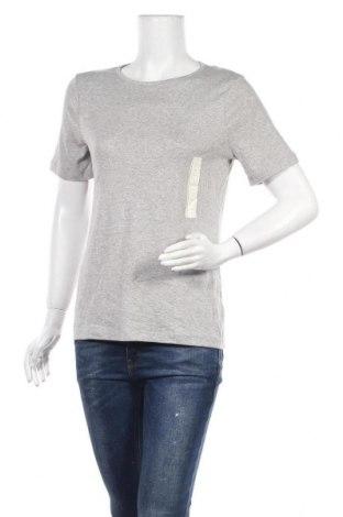 Дамска тениска A New Day, Размер M, Цвят Сив, 58% памук, 39% модал, 3% еластан, Цена 21,84лв.