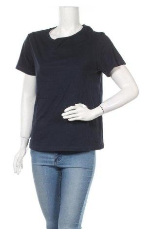 Дамска тениска ASOS, Размер L, Цвят Син, Памук, Цена 18,00лв.
