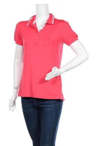 Дамска тениска Active By Tchibo, Размер S, Цвят Червен, 86% полиестер, 14% еластан, Цена 4,73лв.
