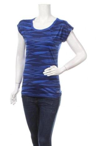 Дамска тениска Adidas, Размер XS, Цвят Син, 80% полиестер, 20% еластан, Цена 24,94лв.