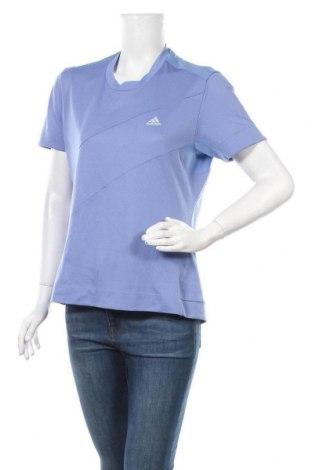 Дамска тениска Adidas, Размер L, Цвят Лилав, Полиестер, Цена 23,10лв.