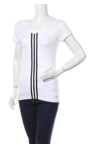 Дамска тениска Adidas, Размер M, Цвят Бял, Цена 23,94лв.