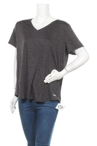 Γυναικείο t-shirt Athletic Works, Μέγεθος XXL, Χρώμα Μαύρο, Πολυεστέρας, Τιμή 5,20€