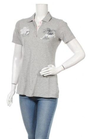 Дамска тениска B.C. Best Connections, Размер M, Цвят Сив, Цена 4,20лв.