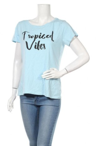 Дамска тениска Blue Motion, Размер L, Цвят Син, Цена 13,39лв.