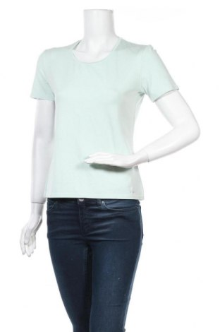 Дамска тениска Brax, Размер M, Цвят Зелен, 92% вискоза, 8% еластан, Цена 20,16лв.