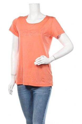 Дамска тениска Casall, Размер M, Цвят Оранжев, 91% полиамид, 9% еластан, Цена 4,46лв.