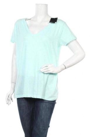Дамска тениска Colours Of The World, Размер XL, Цвят Зелен, 65% полиестер, 35% памук, Цена 25,94лв.