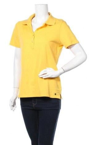 Дамска тениска Cool Code, Размер XL, Цвят Жълт, 95% памук, 5% еластан, Цена 15,12лв.