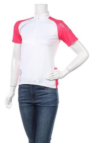 Дамска тениска Crane, Размер S, Цвят Бял, Полиестер, Цена 21,42лв.