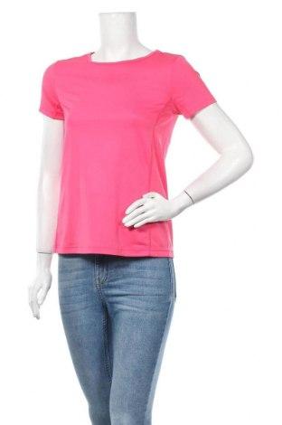 Дамска тениска Crane, Размер S, Цвят Розов, 95% полиестер, 5% еластан, Цена 6,30лв.