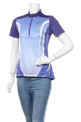 Дамска тениска Crivit, Размер M, Цвят Лилав, Полиестер, Цена 9,45лв.