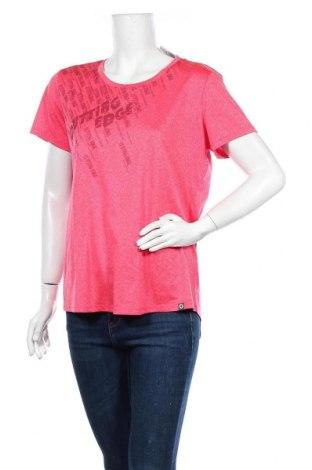 Дамска тениска Cutting Edge, Размер L, Цвят Червен, Цена 10,24лв.