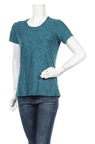 Дамска тениска 32 Degrees, Размер L, Цвят Син, 90% полиестер, 10% еластан, Цена 11,60лв.